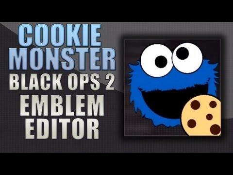 Black Ops 2 Emblem: Cookie Monster