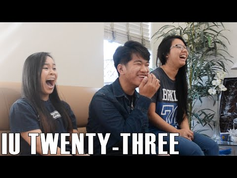 IU (아이유)- Twenty-three (Reaction Video)