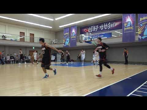 1회 스포츠조선배 농구대회 4강2 스피드 vs MSA 2Q 1