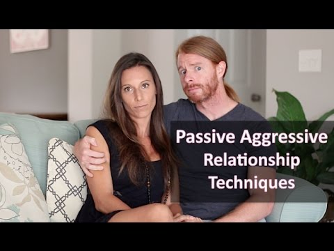 Passive Aggressive Relationship Techniques - Ultra Spiritual Life episode 57