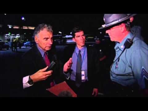 Ralph Nader being threatened with arrest