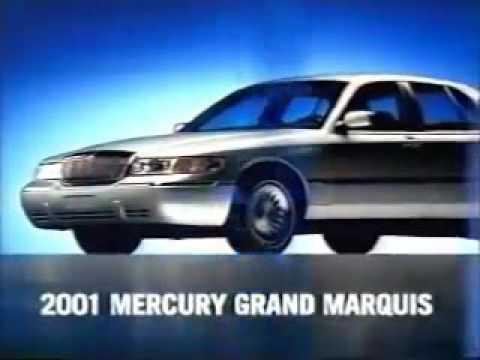 April 2001 Commercials