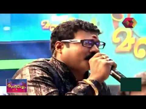 Manimelam   Kalabhavan Mani sings Vadakkottu