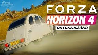 FORZA HORIZON 4 FORTUNE ISLAND Part 6 - V8 Biturbo Driftente?! | Lets Play