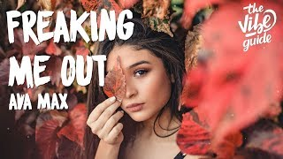 Gambar cover Ava Max - Freaking Me Out (Lyrics)
