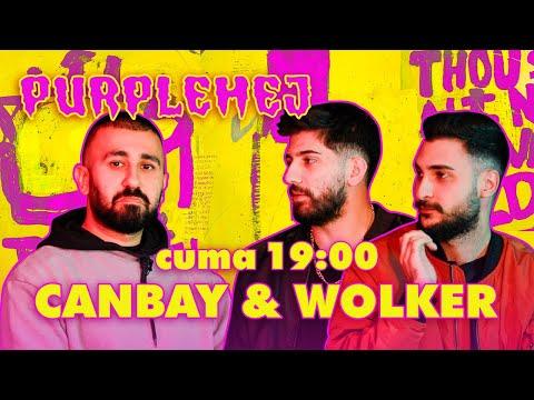 Canbay & Wolker X PurpleHej – 2. Sezon 3. Bölüm 4 Aralık Cuma 19:00'da Yayında🚀