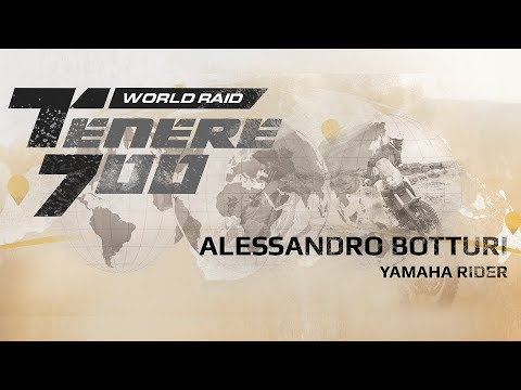 Yamaha Ténéré 700 World Raid | European Stage - Alessandro Botturi...