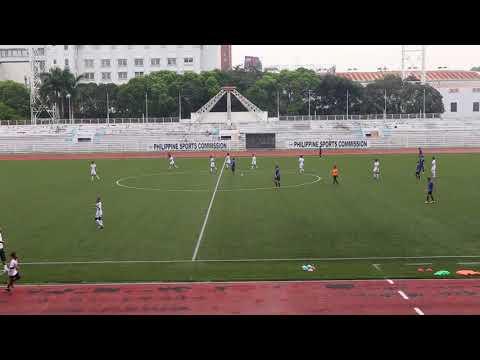 DLSU vs U16 Full match