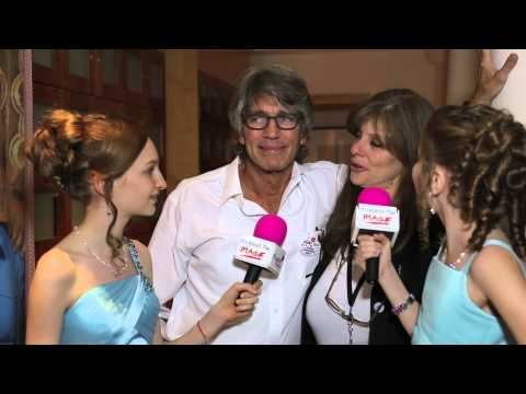 The Dark Knight Eric Roberts, wife Eliza  at the 17th Annual Roger Neal PreOscar Suites