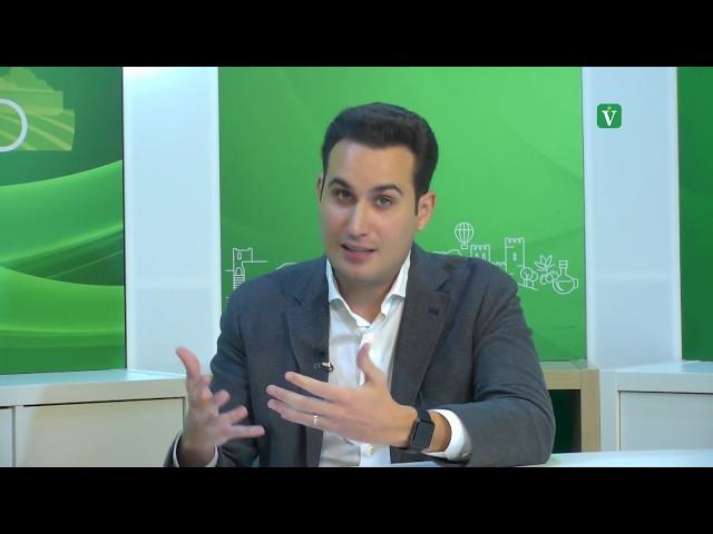 VIVIR TV || Entrevista a José Latorre, arjonero en las listas de las elecciones andaluzas