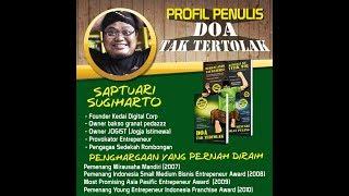Webinar Doa Tak Tertolak Saptuari Sugiharto Mp3