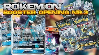 Hyper Rare😍 Pokemon Echo des Donners Booster Opening #3