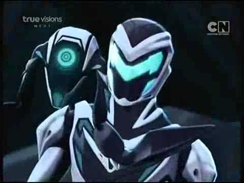 Cartoon Network Asia Max Steel Promo Youtube