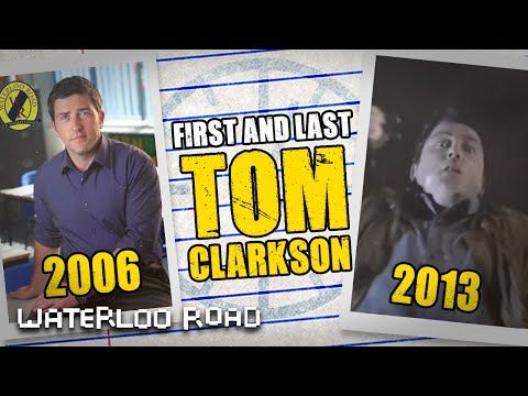 Tom Clarkson's Eerily Similar First and Final Scene | Waterloo Road