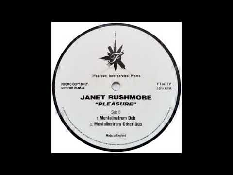 Janet Rushmore - Pleasure (Mentalinstrum Other Dub)