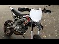 Mopedtuning Story  Aprilia SX 80  Malossi MHR TEAM