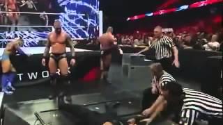 Evolution vs The Shield HD Grand Match
