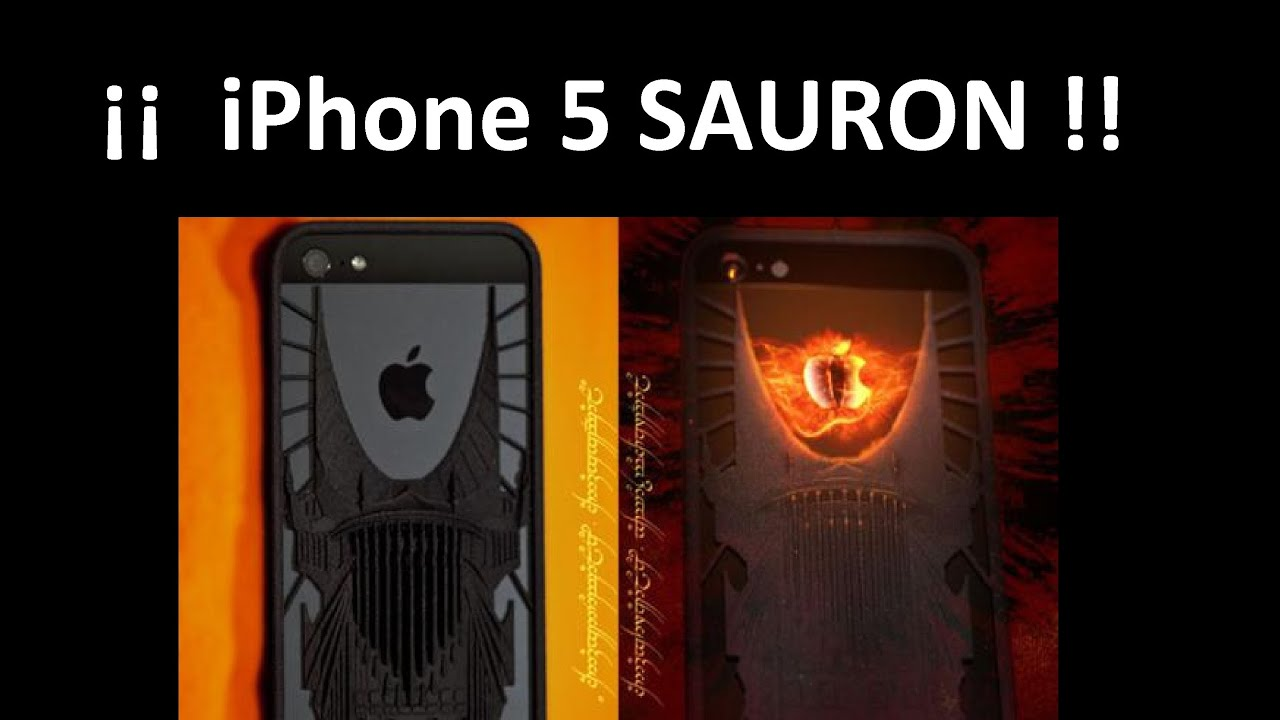 Lord Of The Rings Eye Of Sauron Iphone Case