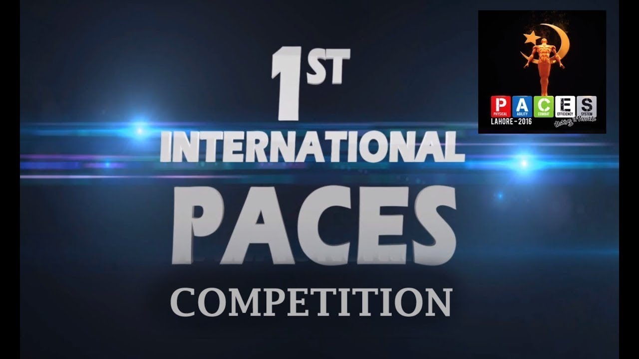 Download 2nd International PACES Competition - 2018
