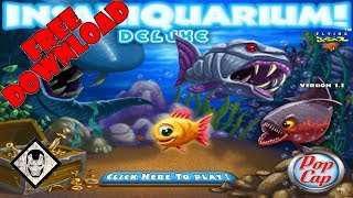 Insaniquarium Deluxe - PC Game Free Download