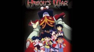 Opening song of the anime CLOCKWORK FIGHTERS HIWOUS WAR Sang by : H...