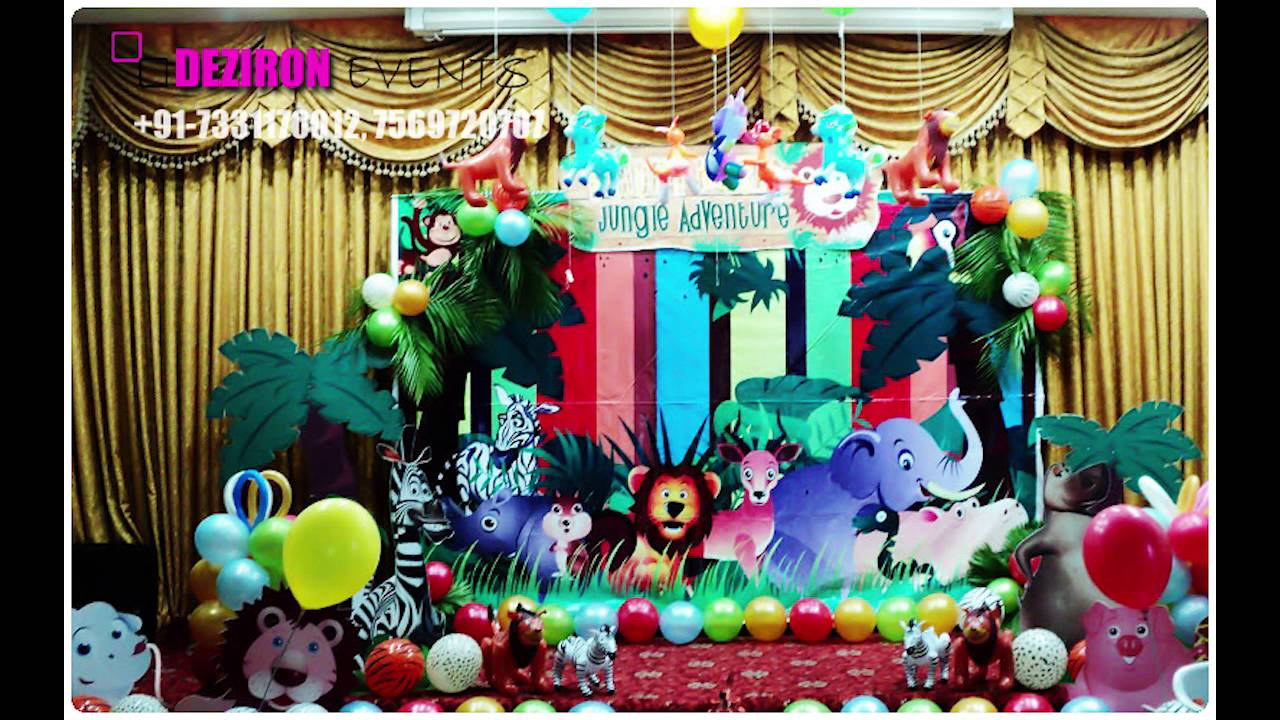 birthday party organisers in hyderabad YouTube