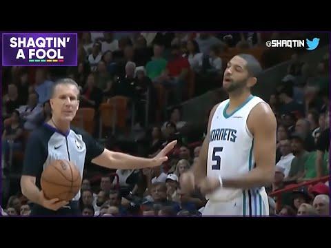 Shaqtin' A Fool: Inbound Plays Edition