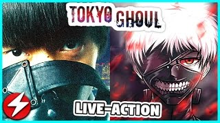 Tokyo Ghoul LIVE-ACTION Movie Announced For Summer 2017 - Tokyo Ghoul Season 3?