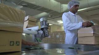 therapeutic food production and UNICEF field use in Nepal.wmv