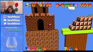 Super Mario Bros. 64 (Super Mario 64 Romhack)