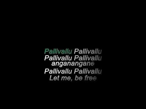 Vidya Vox: Be Free (Karaoke version)
