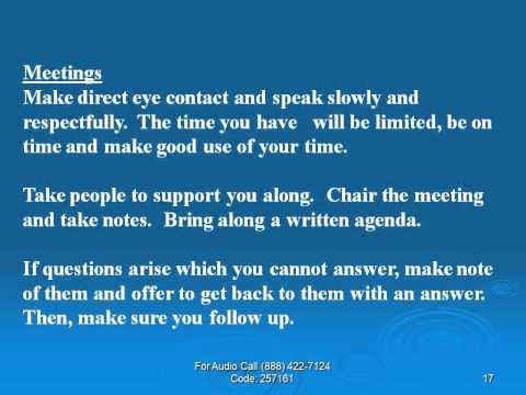 Overview of Self Advocacy.wmv
