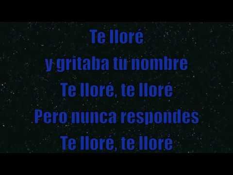 Te  Llore - Conjunto Primavera
