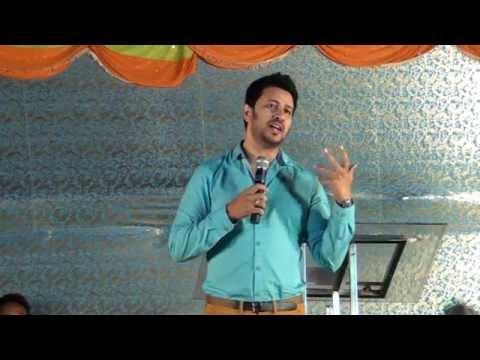 South India Actor Raja Abel | Telugu christian message