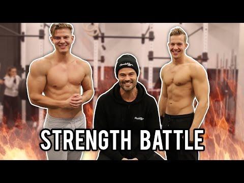 Strength Battle VS Student Aesthetics (#2)