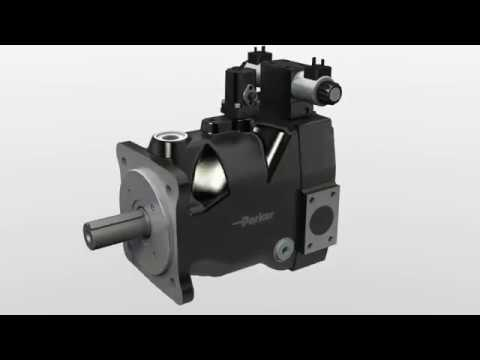 Parker Hannifin PVplus - Proportional Displacement Control