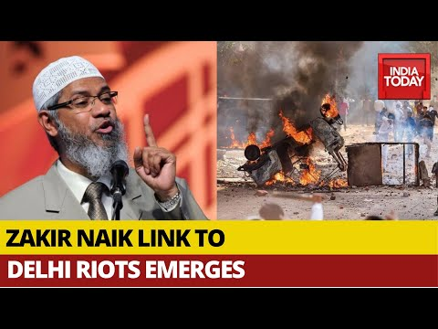 Zakir Naik Link to Delhi Riots Emerges In Delhi Police Special Cell Probe