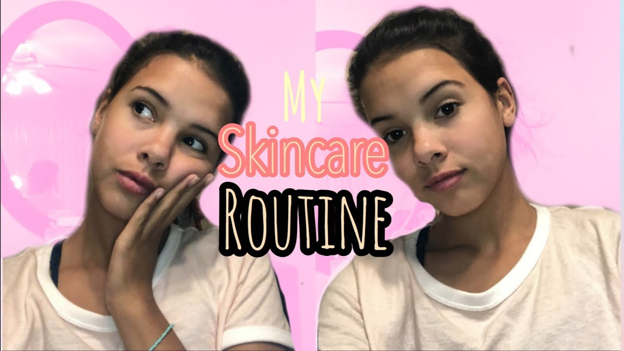 My SKINCARE rOuTinE (how I get clear skin?)