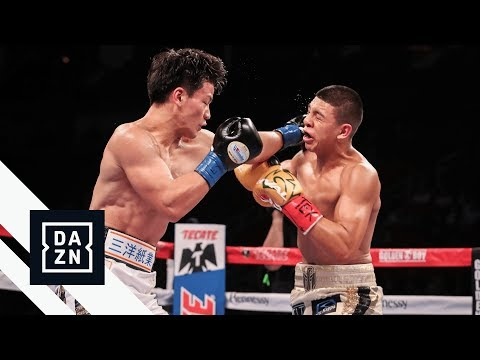 FIGHT HIGHLIGHTS | Jaime Munguia vs. Takeshi Inoue