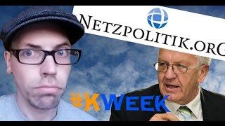 #KWeek 31/2015: Je suis NETZPOLITIK.org und KRETSCHMANN glaubt nicht ans Netz