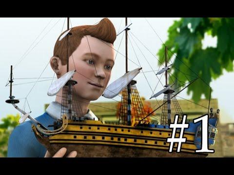 [Game] Những Cuộc Phiêu Lưu Của Tintin (The Adventures Of Tintin) Pt.1 - Mic Sida Vãi :)
