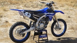 Video First Ride 2018 Yamaha YZ250F - Motocross Action Magazine download MP3, 3GP, MP4, WEBM, AVI, FLV Januari 2018