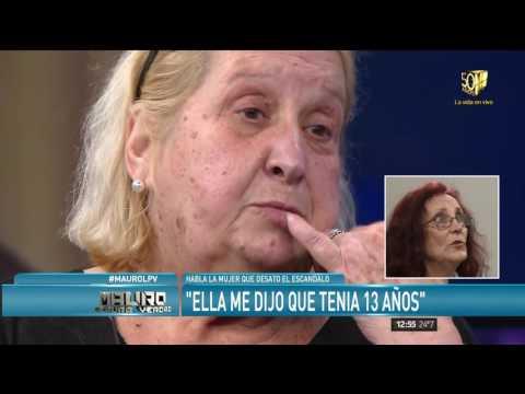 Escándalo Silvestre-Scioli: Lo de los 13 años me lo dijo Verónica