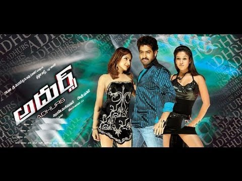 Adurs Songs With Lyrics - Assalaam Valekhum Song - Jr.Ntr, Nayantara, Sheela