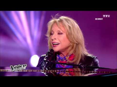 The Voice 2012 | Aude Henneville & Veronique Sanson - Amoureuse (Veronique Sanson) | Finale