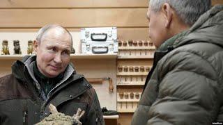 Путин и Шойгу: история любви