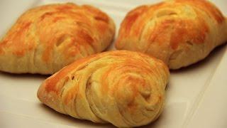 Peynirli Midye Poğaça Tarifi - Tereyağlı Katmer Poğaça