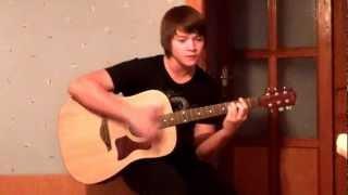 Ai Se Eu Te Pego(носа) (Remix) под гитару)