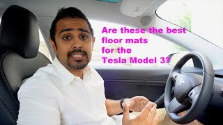 Are these the best all weather floor mats for the Tesla Model 3? thumbnail