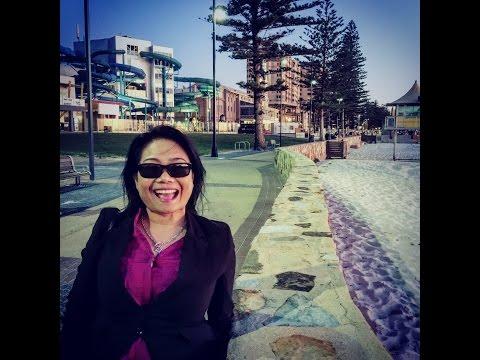 Glenelg Beach est 1836 oldest European settlement on mainland South Australia